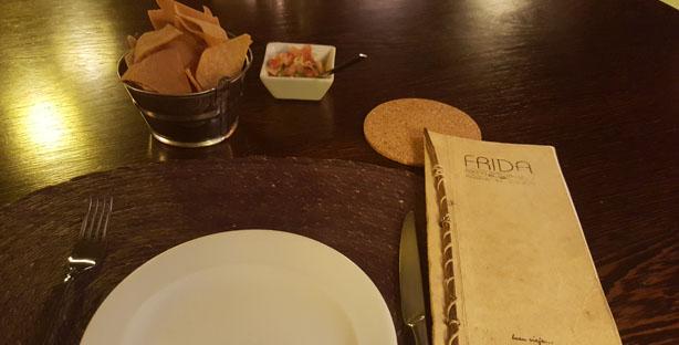 frida restaurante mexicano porto tacos ceviches chili margaritas