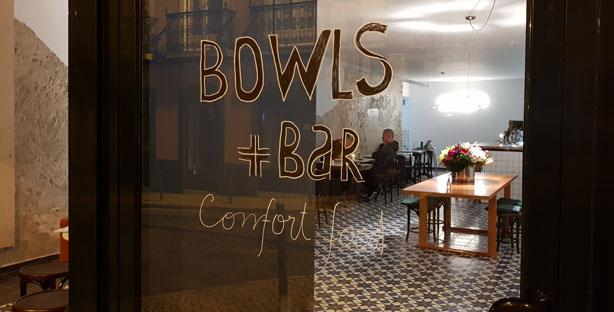 Bowls & Bar Restaurante São Bento
