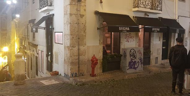 oficina do duque restaurante