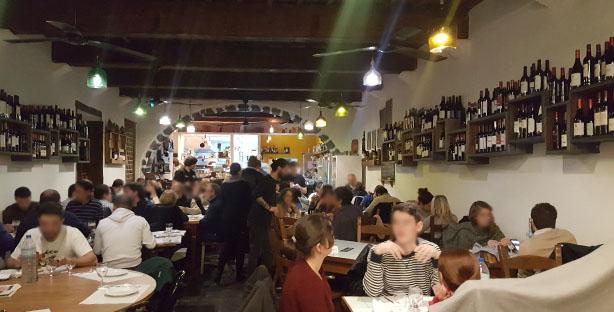 Restaurante A Tasca ponta delgada açores